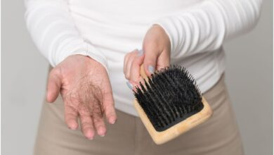 Photo of Effective Home Remedies to Solve Postpartum Hair Loss